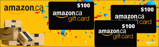 AMAZON $100 GIFT CARD Contest