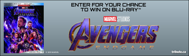AVENGERS: ENDGAME Blu-ray contest