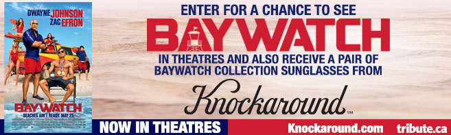 Baywatch Passes and Collection Sunglasses from Knockaround contest