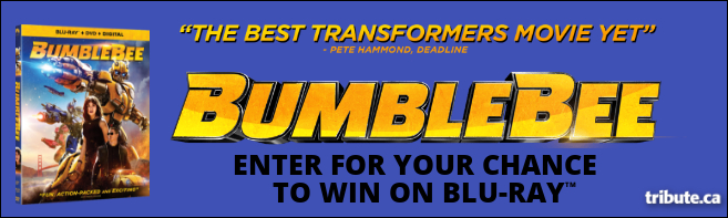 BUMBLEBEE Blu-ray contest