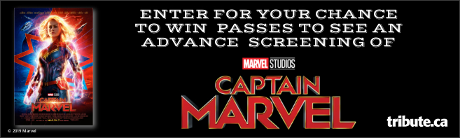 CAPTAIN MARVEL Advance Screening Pass contest