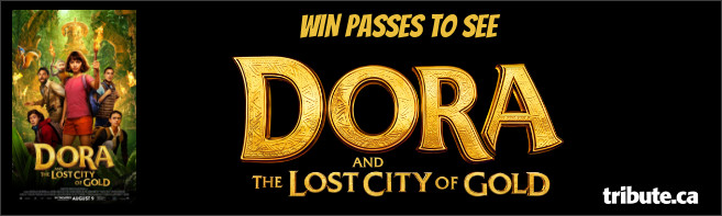DORA AND THE LOST CITY OF GOLD Pass contest