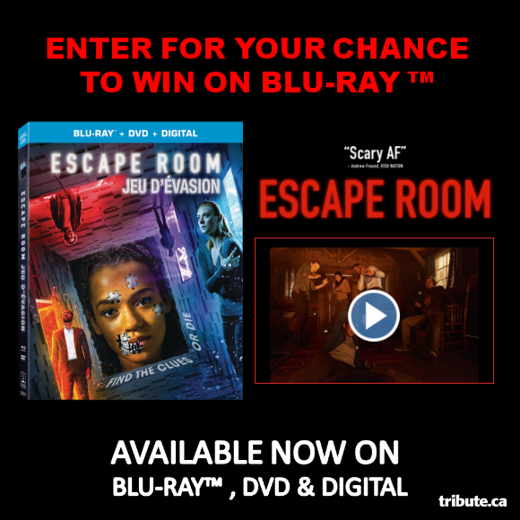 ESCAPE ROOM Blu-ray contest