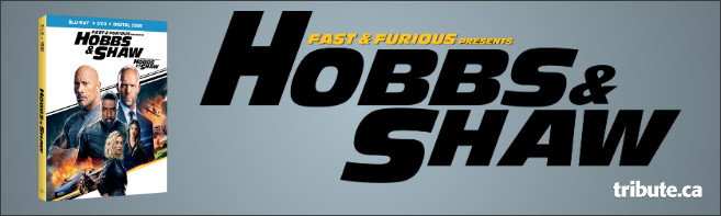 FAST & FURIOUS PRESENTS: HOBBS & SHAW Blu-ray contest