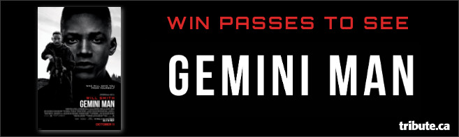 GEMINI MAN Pass contest