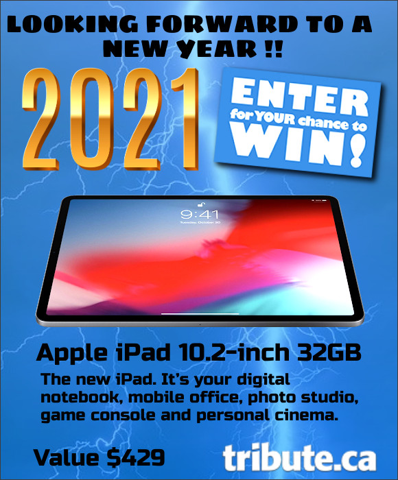 Its a NEW YEAR Apple iPad contest