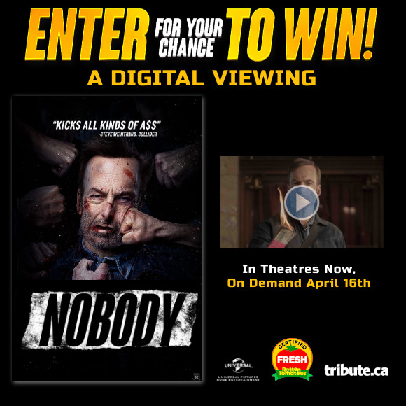 NOBODY Digital Rental Viewing Contest