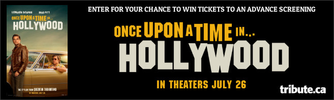 ONCE UPON A TIME IN HOLLYWOOD Advance Screening Pass contest