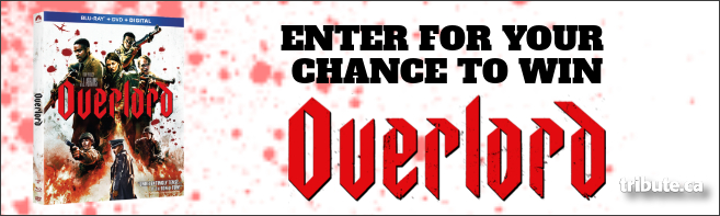 OVERLORD Blu-ray contest