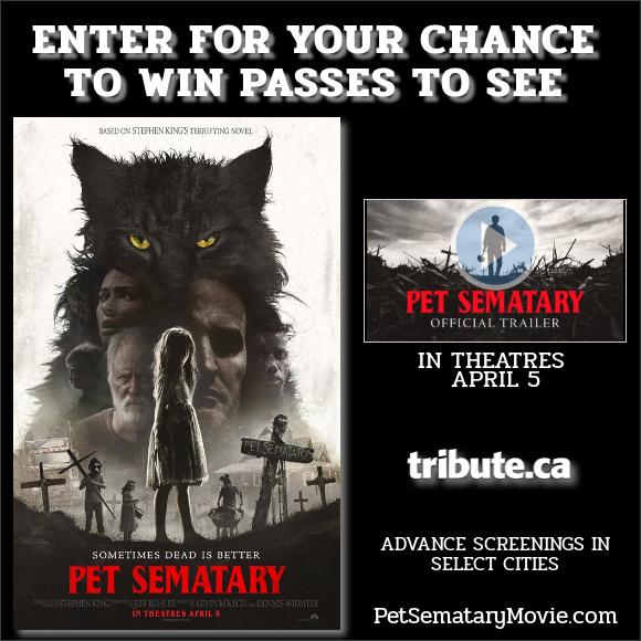 PET SEMATARY Pass contest