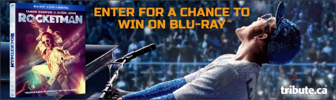 ROCKETMAN Blu-ray contest