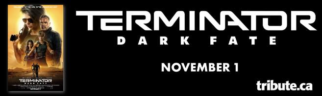 TERMINATOR: DARK FATE Advance Screening Pass contest