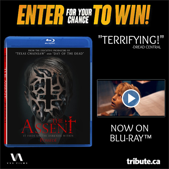 THE ASSENT Blu-ray contest
