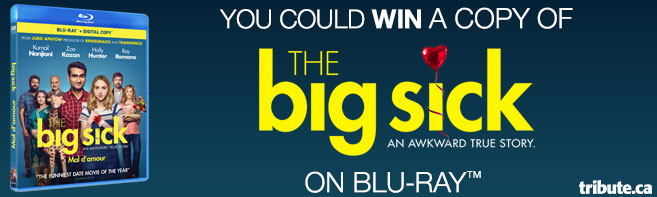 The Big Sick Blu-ray contest