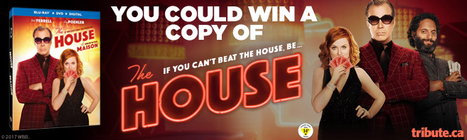 The House Blu-ray contest