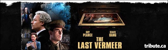 THE LAST VERMEER DVD Contest