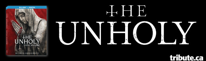 THE UNHOLY Blu-ray Contest