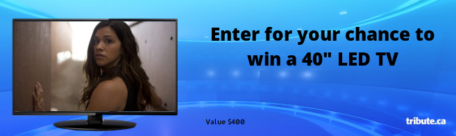 Win a Free 40-inch LED TV