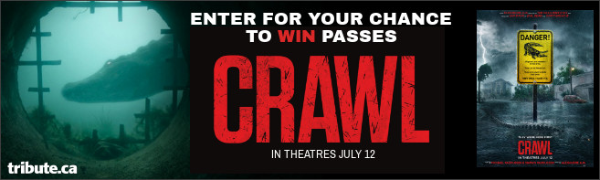 Win passes to see CRAWL contest