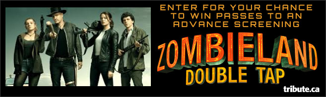 ZOMBIELAND DOUBLE TAP Advance Screening Pass contest