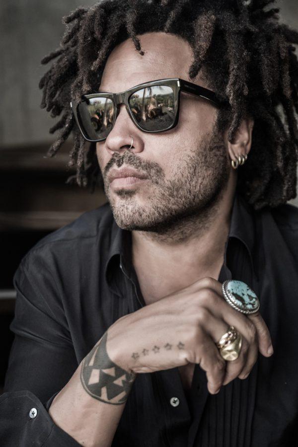 Lenny Kravitz Photo Credit: Mathieu Bitton
