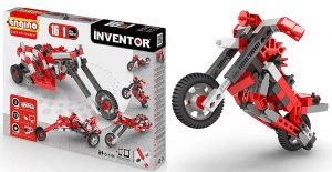 Engino 16 in 1 Inventor Bikes