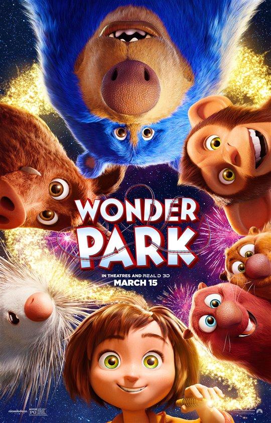 Wonder Park poster