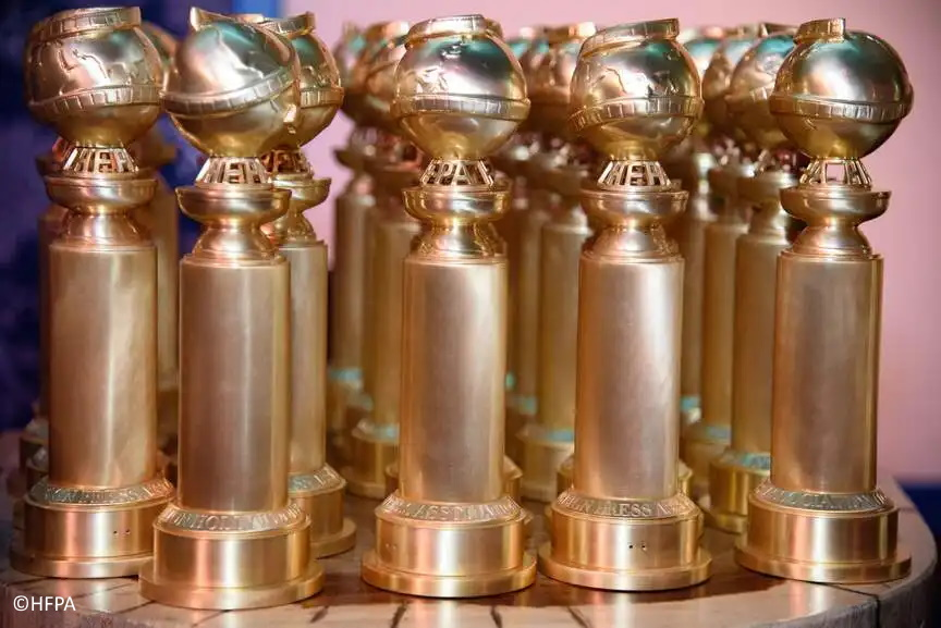 Golden Globe awards photo courtesy HFPA
