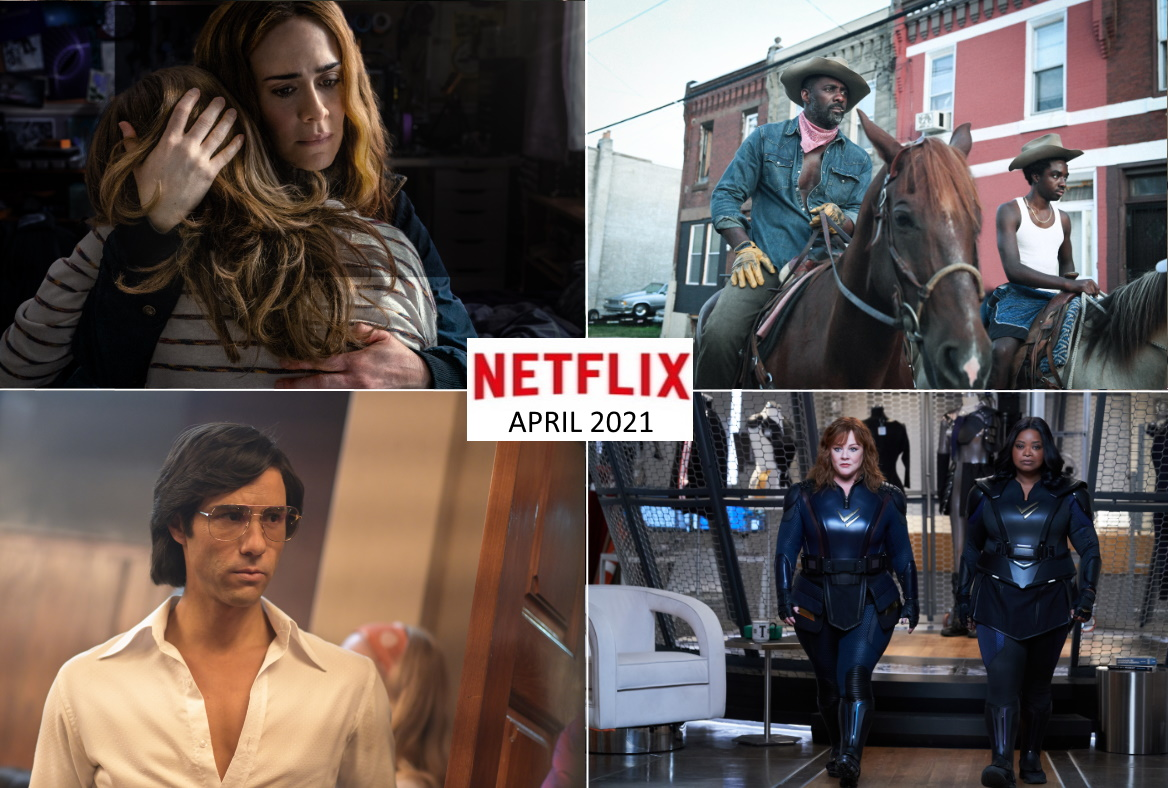 Check out what's new on Netflix Canada – April 2021