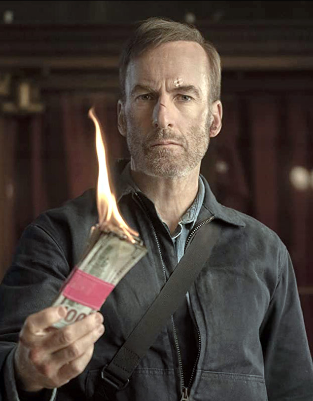 Bob Odenkirk in a still from his hit film Nobody