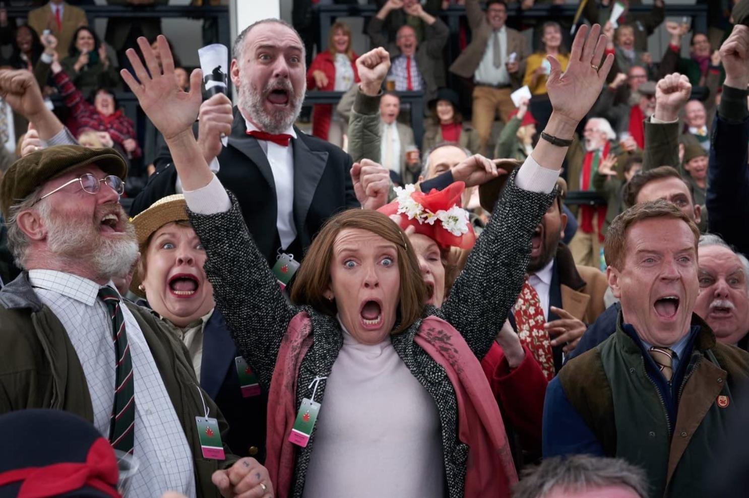 Toni Collette in Dream Horse (2020)