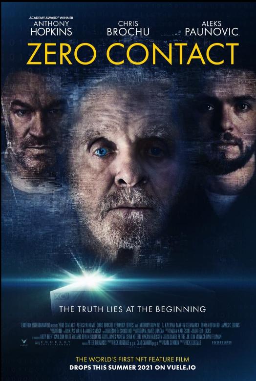 Zero Contact starring Anthony Hopkins
